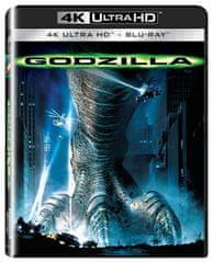 Godzilla (2 disky) - Blu-ray + 4K Ultra HD