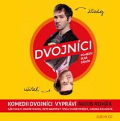 Jakub Kohák: Dvojníci - CD