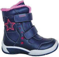 Protetika dievčenské zimné topánky Evelin