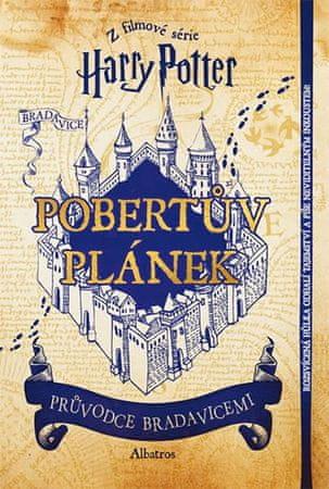 Pascalová Erin: Harry Potter - Pobertův plánek