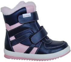 Protetika dievčenské zimné topánky Melany