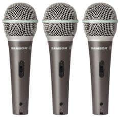 Samson Q6 Pack Súprava mikrofónov