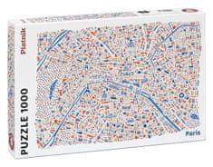 Piatnik Vianina Paris 1000 dielikov