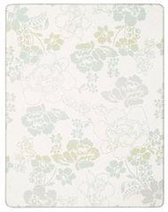 Biederlack Deka Smooth Elegance - Flower Bed