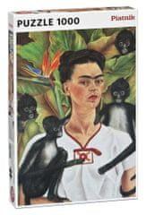 Piatnik Slagalica Frida Kahlo, autoportret, 1000 dijelova