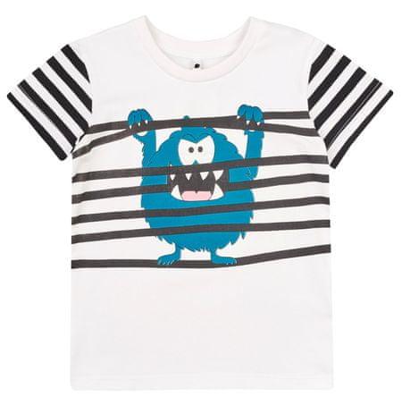Garnamama fiú póló 116 fehér