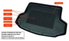 Aristar prtljažno korito Toyota Yaris 2006->