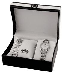 Elite Models női karóra és karkötő készlet E54114-201
