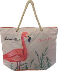 Marex Trade Plážová taška Plameniak