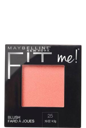 Maybelline rdečilo Fit Me, 25 Pink
