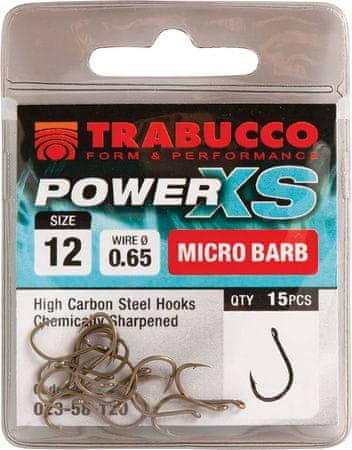 Trabucco Háčky Power XS 15 ks 16