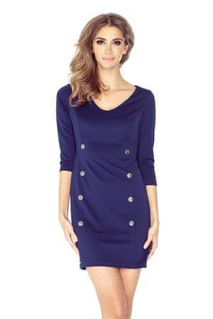 Morimia Női ruha 019-1, sötét kék, XS
