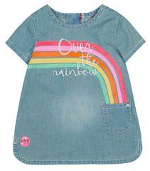 Boboli dievčenské džínsové šaty