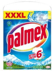Palmex Prášok Horská sviežosť 63 praní