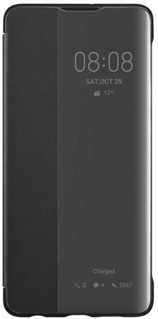 Huawei Smart View preklopna torbica za P30 Lite, črna