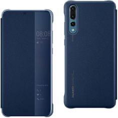 Huawei Smart View Flipové pouzdro P30 Lite Blue, 51993077