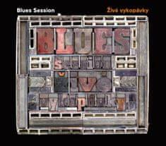 Blues Session: Živé vykopávky - CD