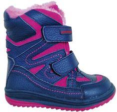 Protetika dievčenské zimné topánky Fari