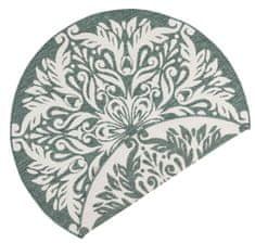 Bougari Kusový koberec Twin Supreme 103419 Madrid green creme