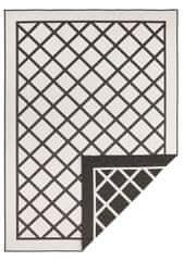 Bougari Kusový koberec Twin Supreme 103425 Sydney black creme