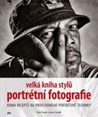 Travers Peter: Velká kniha stylů portrétní fotografie