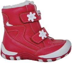 Protetika dievčenské zimné topánky Mira