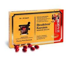 Pharma Nord Bioaktívny Karotén Rodinné balenie 90 + 30 pastilek EXTRA