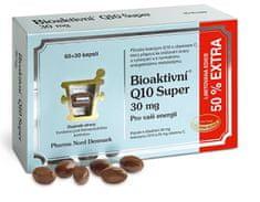 Pharma Nord Bioaktívny Q10 Super 30 mg 60 + 30 pastilek EXTRA