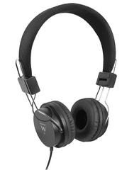 Ewent slušalke Foldable On-ear, črne