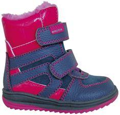 Protetika dievčenské zimné topánky Trinity
