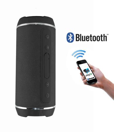 Manta SPK13GO bluetooth zvočnik + woofer, BT/MicroSD/Radio/USB FM/AUX-in, črn - Odprta embalaža