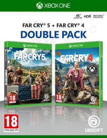 Ubisoft Far Cry 4 & Far Cry 5 (Xbox One)