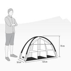 Qeedo zložljiva omarica za kampiranje Shelf