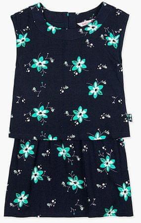 Boboli dívčí šaty 110 černá