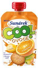 Sunárek Cool ovoce Pomeranč, banán, sušenka 12x120g