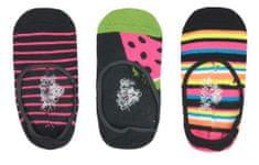 Boboli dívčí sada tří párů ponožek