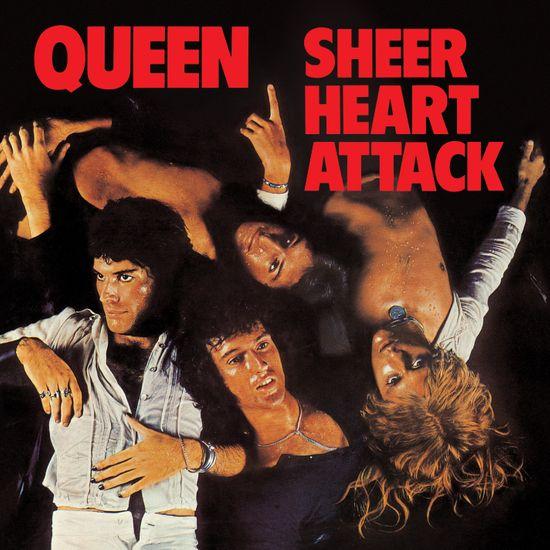 Queen: Sheer Heart Attack - Deluxe Edition (2x CD) - CD