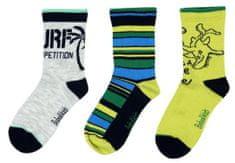 Boboli chlapecká sada tří párů ponožek