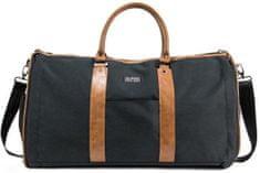 PKG Cestovní taška Rosedale PKG-ROSEDALE-DGRY, tmavě šedá