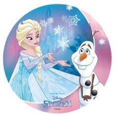 Florensuc Jedlý papír Frozen B
