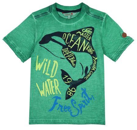 Boboli chlapčenské tričko 110 zelená