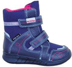 Protetika dievčenské zimné topánky Deneris