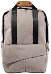 "PKG Rosseau Backpack 15"" PKG-ROSSEAU-CHCH, béžový"