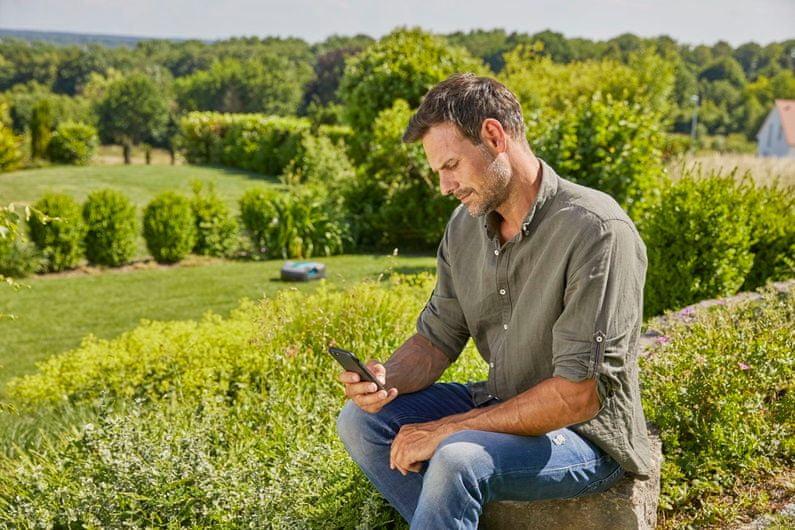 Vaše zahrada pod neustálou kontrolou v bezplatné aplikaci