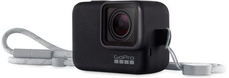 GoPro Sleeve + Lanyard Black (ACSST-001)