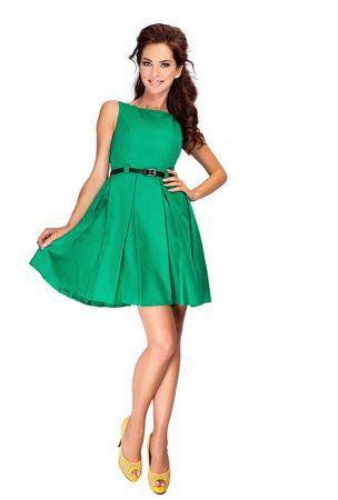 Numoco Női ruha 6-12 + Nőin zokni Gatta Calzino Strech, zöld, XL