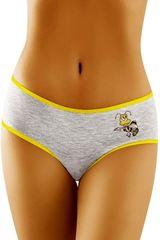 Wolbar Dámske nohavičky Funny 2503 - včela