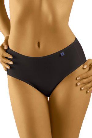 Wolbar Női alsónemű TAHOO - Midi black, fekete, L