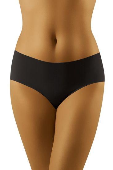 Wolbar Dámské kalhotky Eliana black + Respirátor FFP2, černá, L