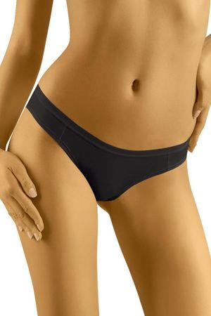 Wolbar Női alsónemű Tahoo Prima black, fekete, XL
